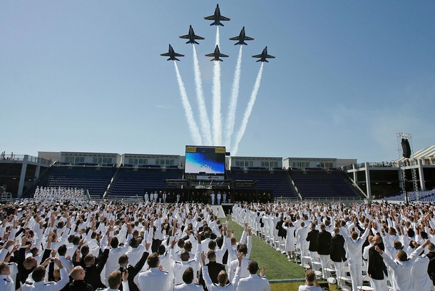 Blue angels usna