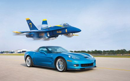 112_0908_01l+2009_chevrolet_corvette_ZR1_blue_angel+front_three_quarter
