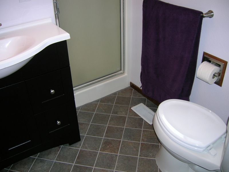 New kohler commode