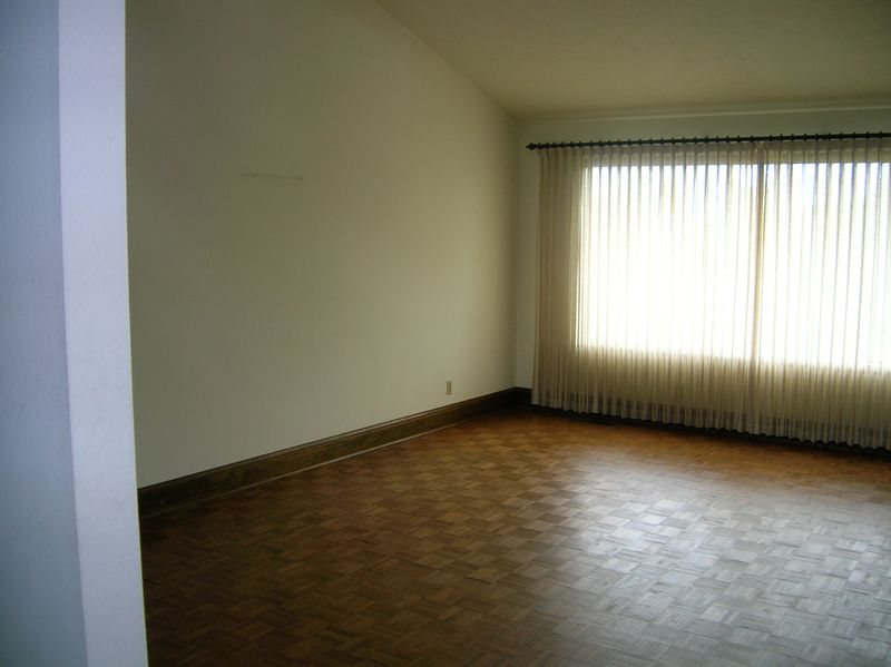 Living room seen from foyer - other side